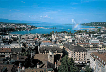 Geneva attracts best companies of the world.