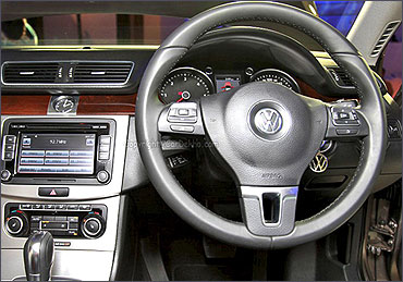 The STUNNING new VW Jetta hits Indian roads - Rediff.com Business