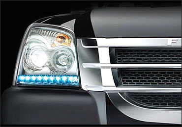 Force One headlight.