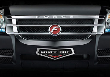 Force One grille.