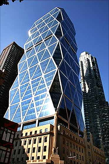 Hearst Tower.