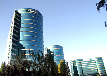 Oracle office.