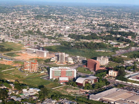 A view of Libreville.