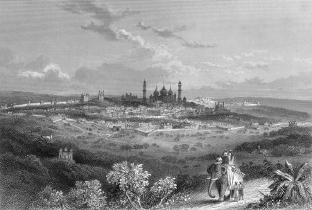 Historical and amazing photos of Delhi