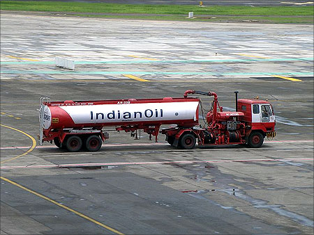 Indian Oil Corporation.