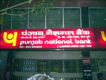 Punjab National Bank.