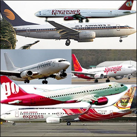 Types Of Aeroplanes In India