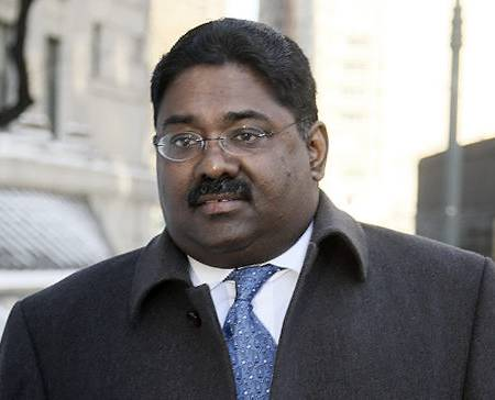 Galleon founder Raj Rajaratnam.