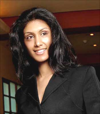 Roshni Nadar is new chairperson of HCL Tech