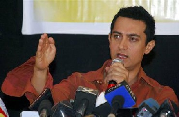 Bollywood actor Aamir Khan is the brand ambassador for Titan.