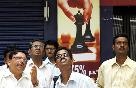 Why stock market soared by 600 pts on FM's speech!