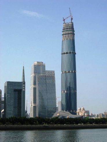 Images The World S 15 Tallest Buildings Rediff Com Business
