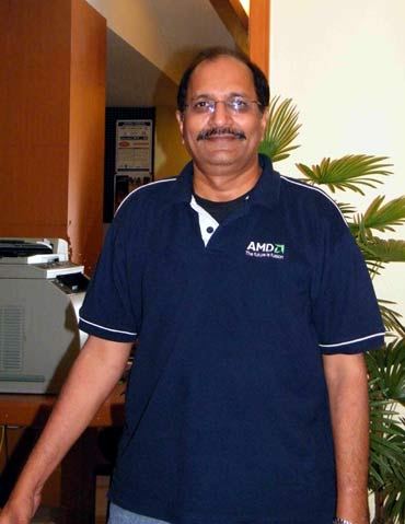 Dasaradha Gude, chairman of Soctronics and VEDA IIT.
