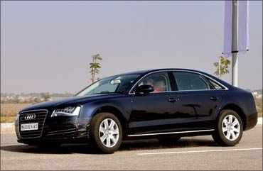 First Drive: Audi A8L, the best money can buy