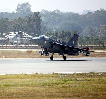 Tejas LCA sprints towards IAF's frontline squadron