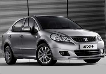 All-new Manza and diesel SX4 set to arrive