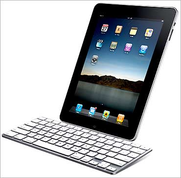 iPad launch to shake up tablet market