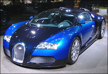 World S 13 Most Expensive Cars Rediff Com Business