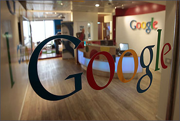 One of Google's offices.
