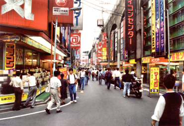 Japan's consumer market is 58 per cent of GDP.
