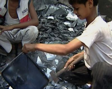 Visualisations shed light on e-waste.