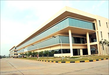 Wipro SEZ, Hyderabad.