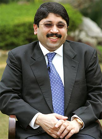Maran has rubbished the allegations.