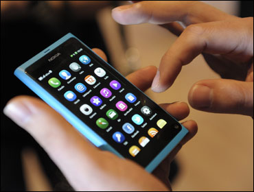 Nokia launches N9 and three other phones