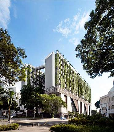 School of the Arts - World's Best Learning Building, Singapore.
