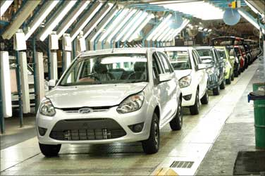 Ford may park plant next to Nano in Gujarat