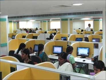 The Indian IT industry is coming of age