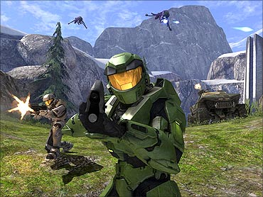 Halo was a winning title for Microsoft.