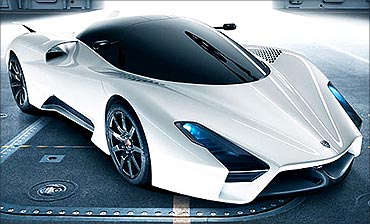 SSC Ultimate Aero is an American supercar.