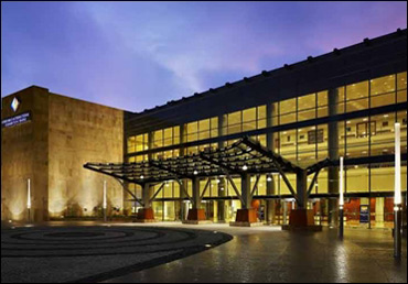 Hyderabad International Convention Centre.