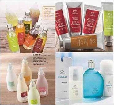 Natura Cosmeticos sells cosmetic products.