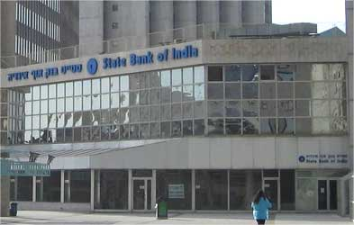 SBI's branch in Israel.