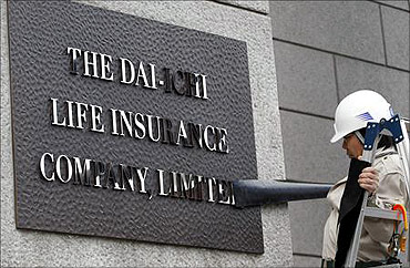 Dai-ichi is a Japanese insurance firm.