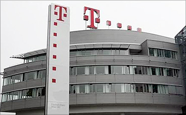 Deutsche Telekom serves 50 countries.