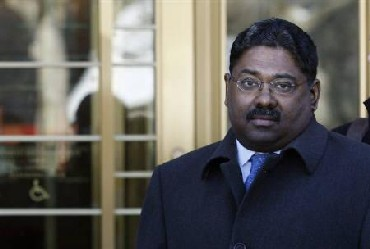 Raj Rajaratnam in New York
