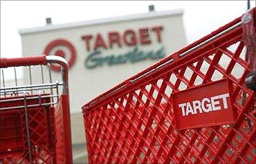 Target operates in two countries.