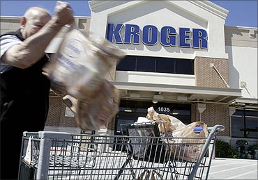 Kroger operates in just one country.