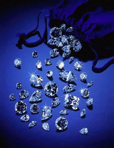 High prices fail to dim diamonds' sparkle