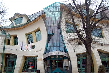 The Crooked House.