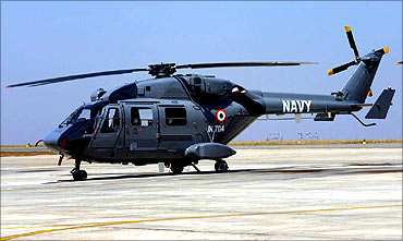 Hindustan Aeronautics is India's biggest defence company.
