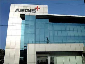 The study said Aegis is India's 25th best employer.