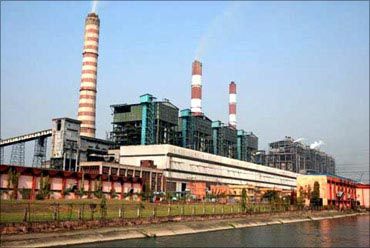 An NTPC plant.