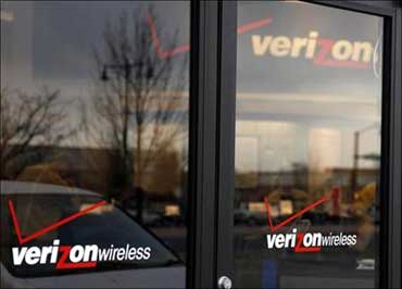 Verizon is a component of the Dow Jones Industrial Average.