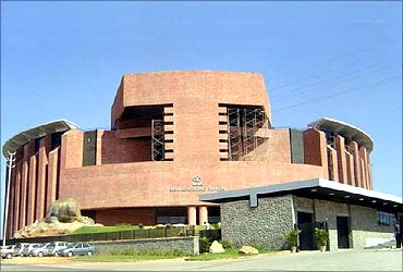Amazing Office Buildings In India Rediff Com Business