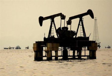 Oil prices have increased by 45 per cent over the past year.
