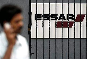The scanner is on Essar.